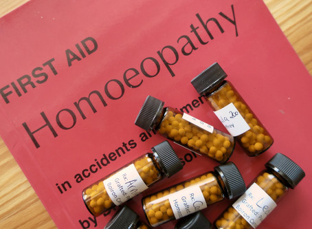Five Homeopathic Remedies for Kids!