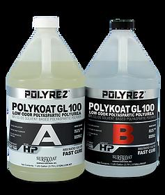 #garagefloors PolyKoat GL 100