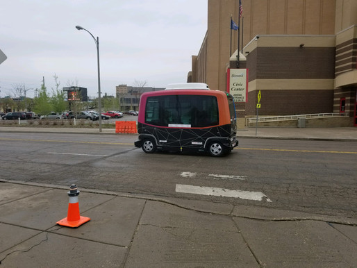 SmartCone Makes History in North Dakota