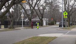 Grosse Pointe Park Intelligent Crosswalk
