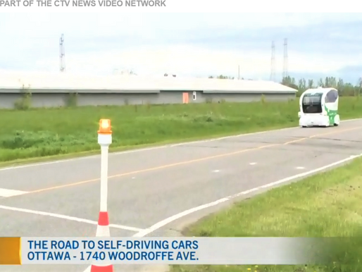 CTV News Morning Show Live features SmartCone