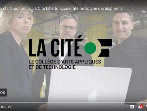 In the news: SmartCone Collaborates with La Cite