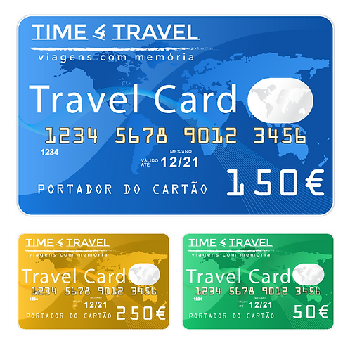 Travel Card 150