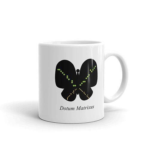 Datavizbutterfly - Dotum Matrixus - Mug
