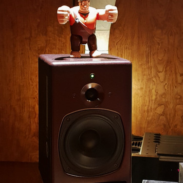 PSI AUDIO- ROMPE RALPH