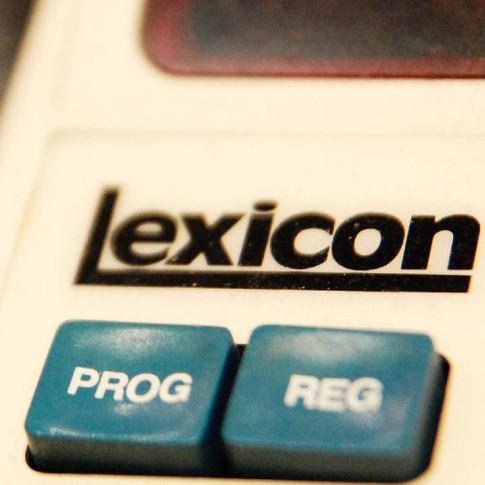 LEXICON 480