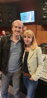 Rafa Sardina y Gemma