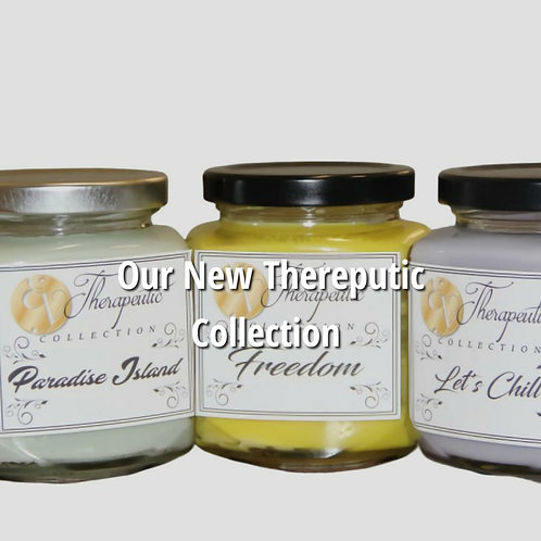 Therapeutic Candle Collection