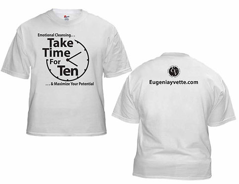 TAKE TIME FOR TEN_T-SHIRT