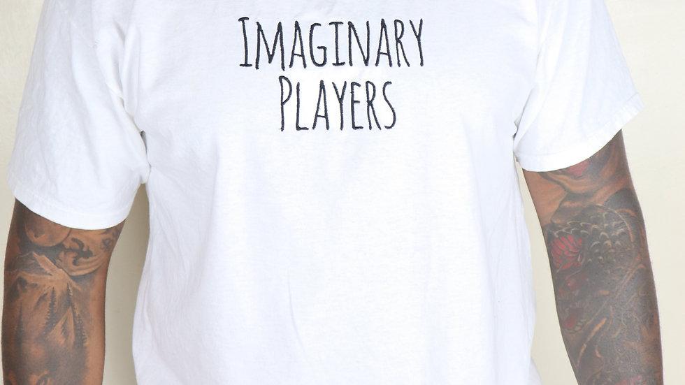 Imaginary Players White Tee