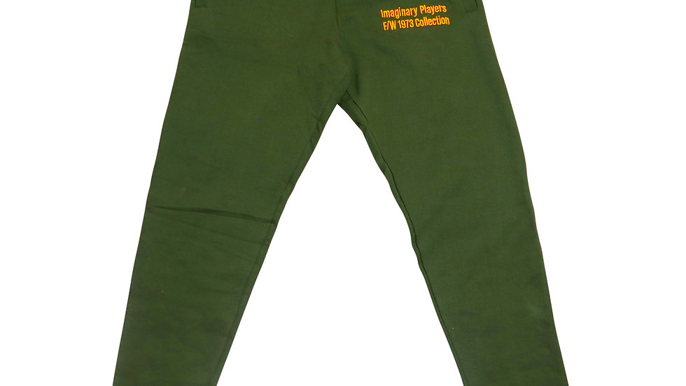 The Olive Innervisions Sweatpants