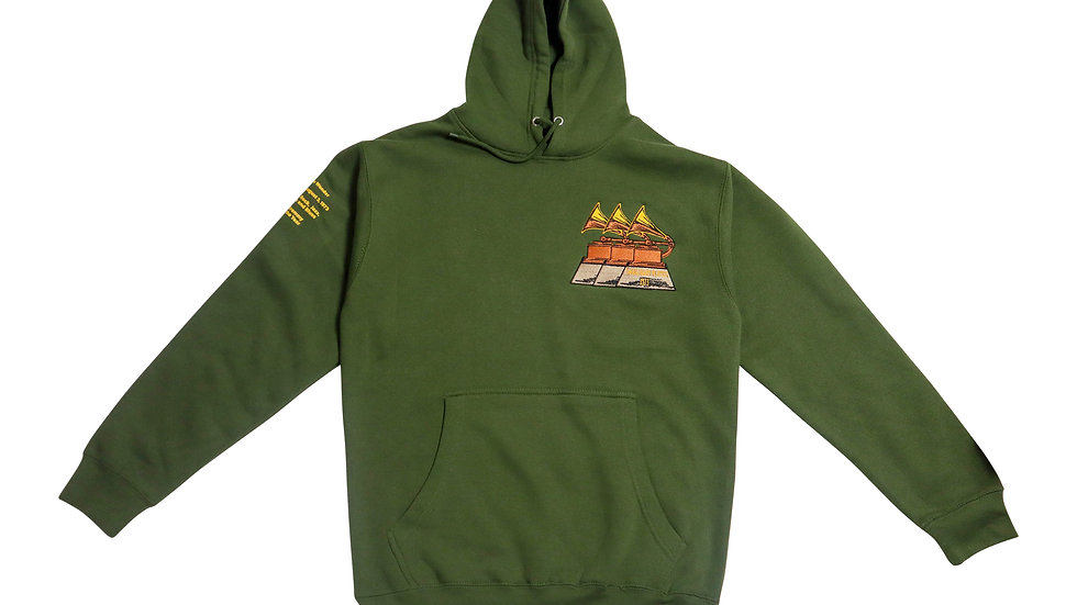The Olive Innnervisions Hoodie