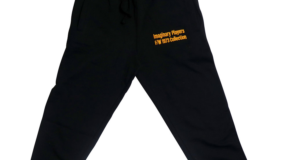 The Black Innervisions Sweatpants
