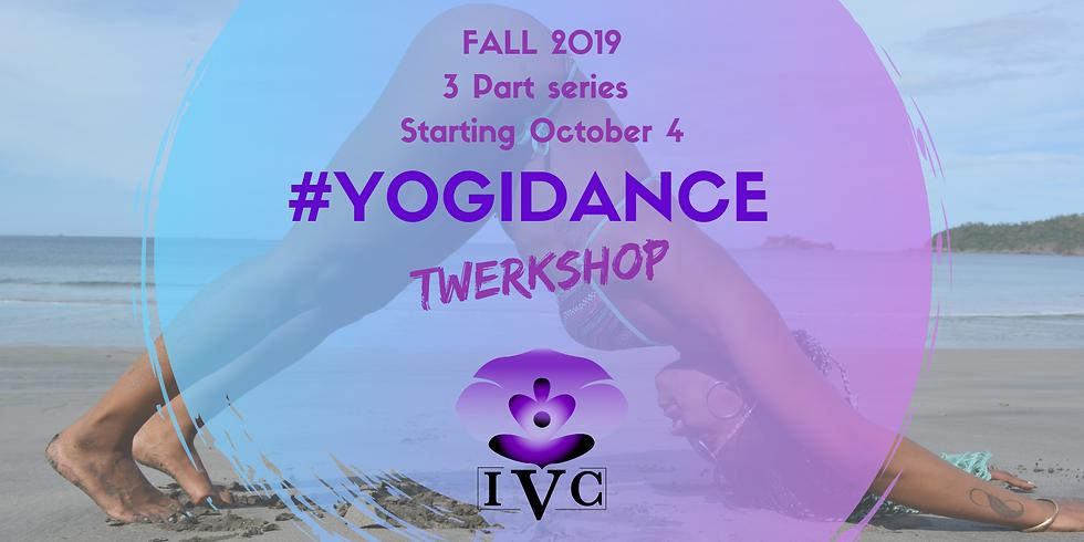YogiDance Twerkshop Part 2