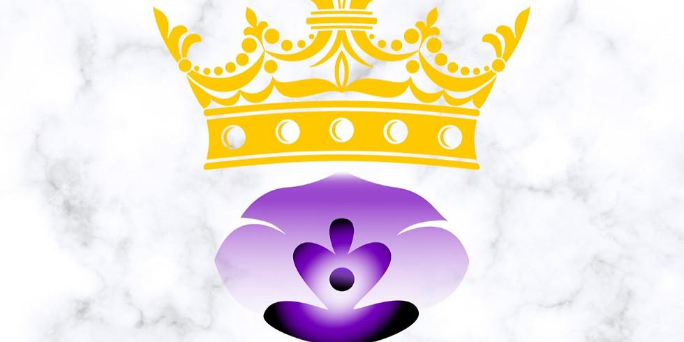 Queen In Body Full Moon Ceremony: Sensual Movement * Kemetic Yoga * Twerk