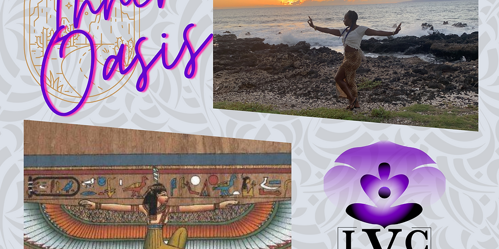 Inner Oasis: 4 Week Egyptian Inspired Yoga with Char