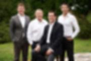 Founders of Bermgann North America Inc. | Lars Bergmann | Leroy Robinson | Miles MacCormack | Felipe Araque