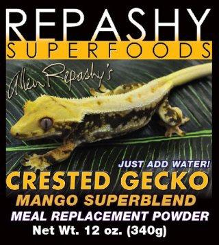 Crested Gecko Mango Superblend MRP - 84g