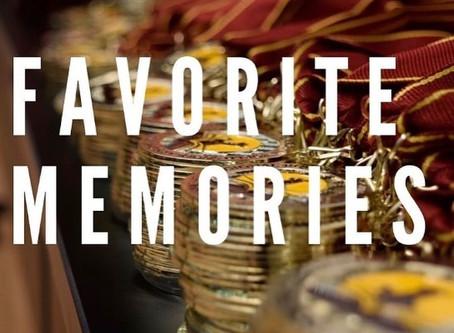Scholars' favorite memories