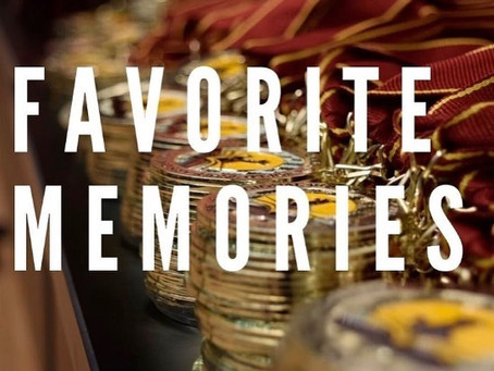 Scholars' favorite memories