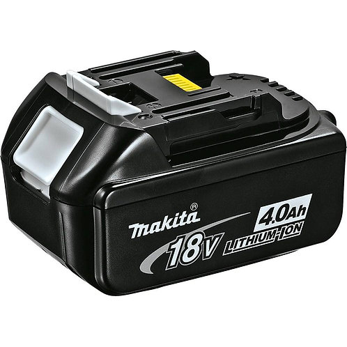 18V Makita battery 4ah (99.99 US$)