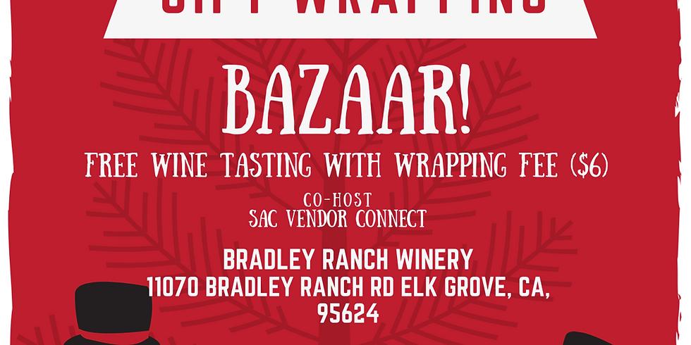 Christmas Gift Wrapping Bazaar