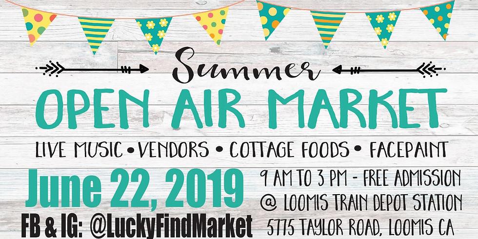 Lucky Find - Open Air Market