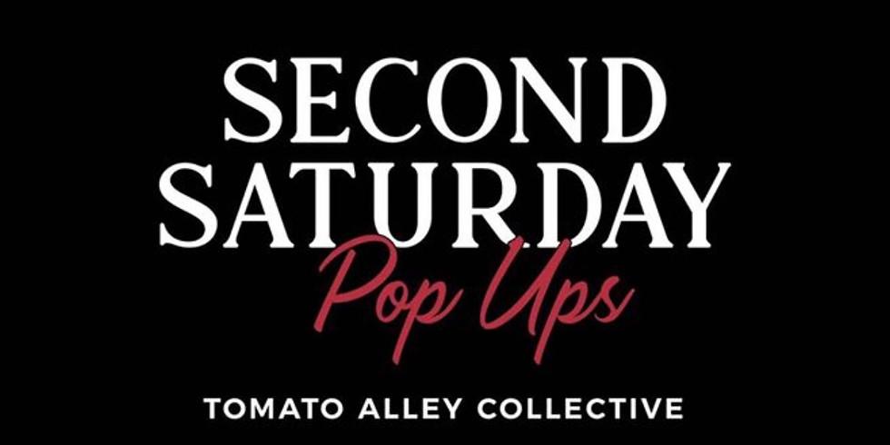 Second Saturday Pop Up