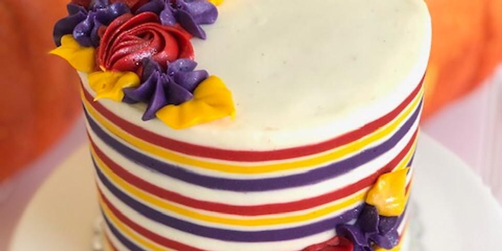 Fall Cake Decorating Class