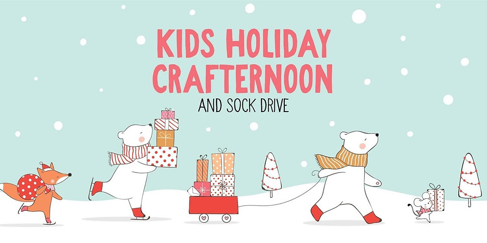 Kids Holiday Crafternoon