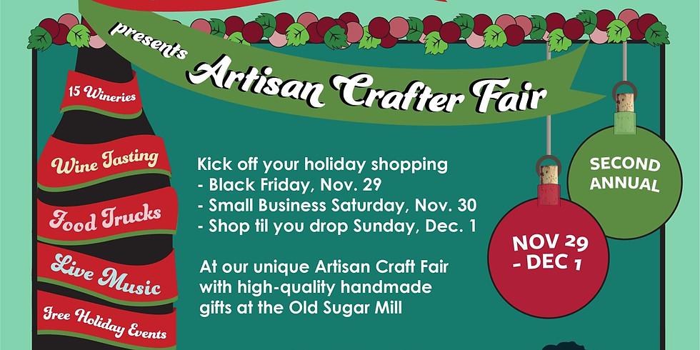 Artisan Crafter Fair