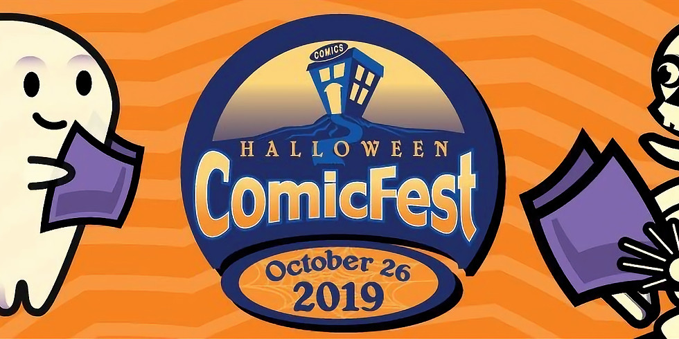 Comics & Collectables Annual Halloween Comic Fest