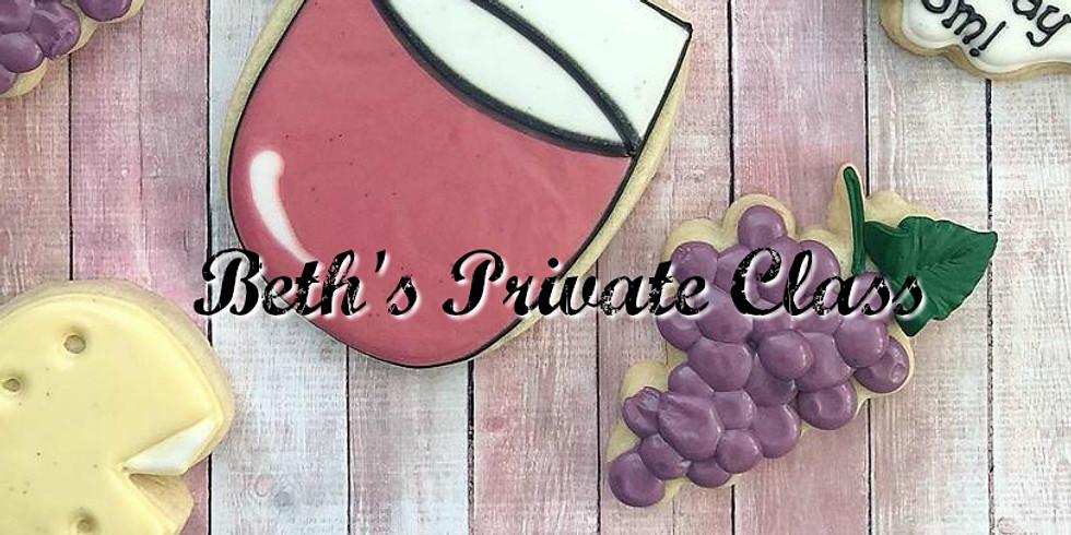 Beth's Private Class