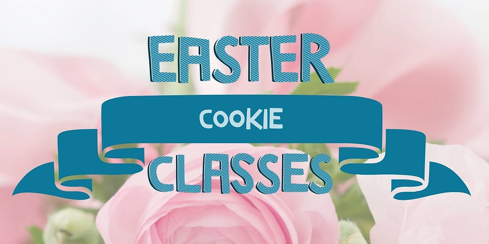 Easter Cookie Decorating Class 2