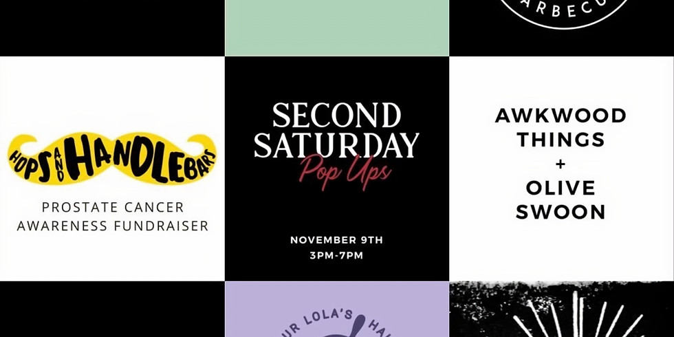 Second Saturday at Tomato Alley collective