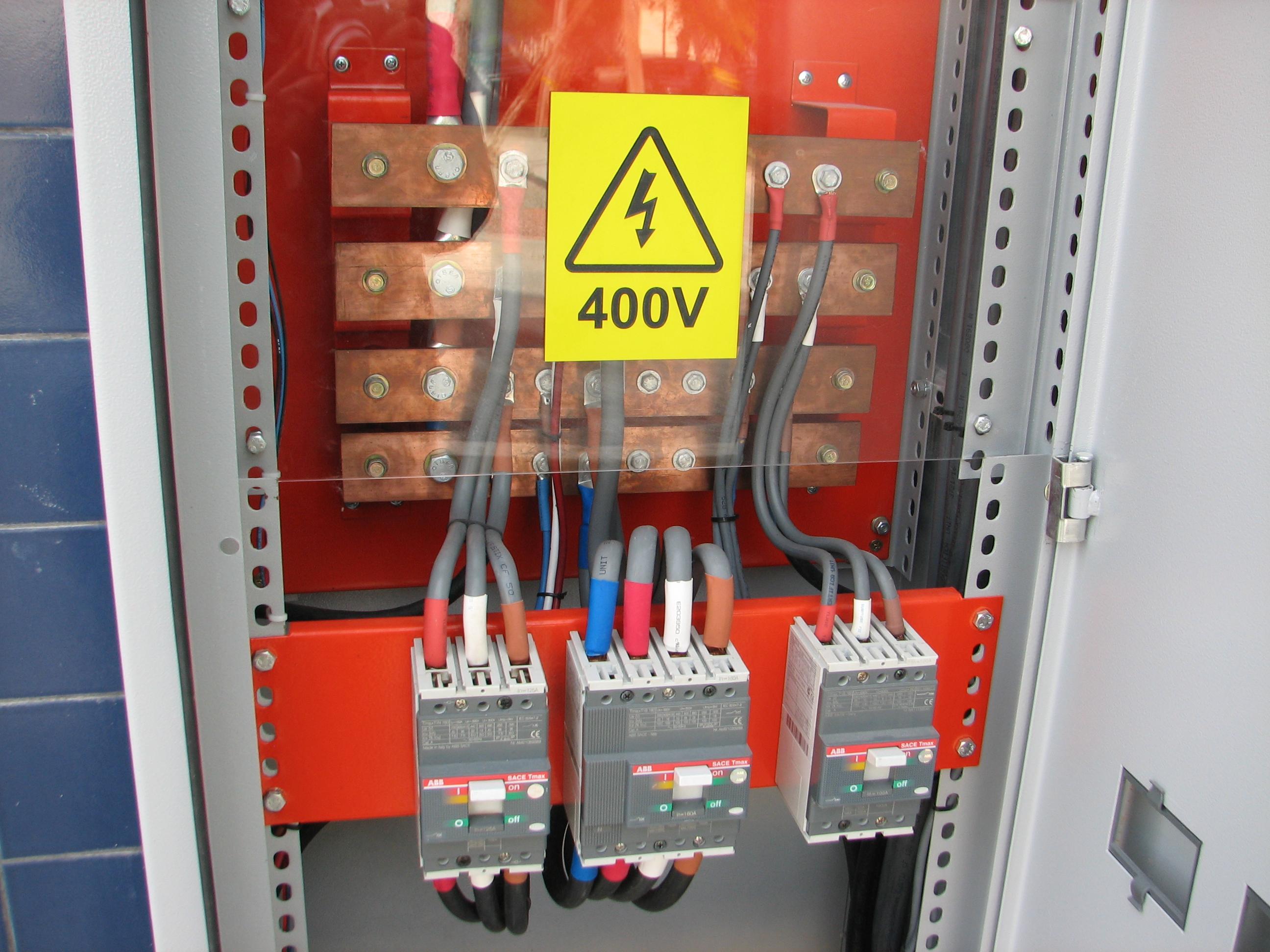 Vatio instalador electrico