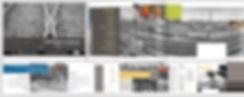 booklet design, magazine design, Regional Rail Link Authority