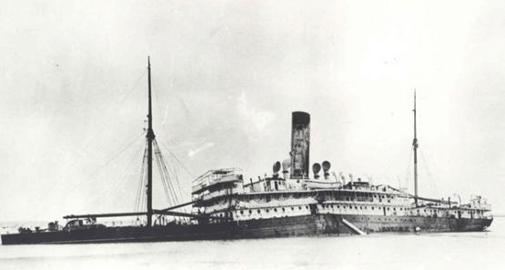 Riverina Shipwreck