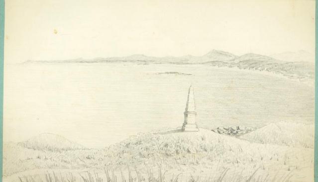 Gabo Island Monument