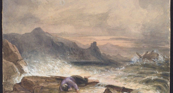 Shipwreck Survivor by WHHardy