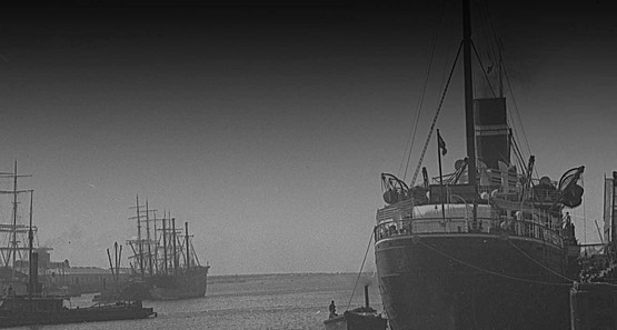 Iron Prince at Port