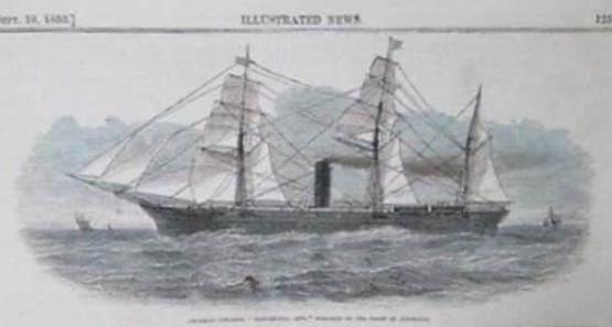 Monumental City Ship