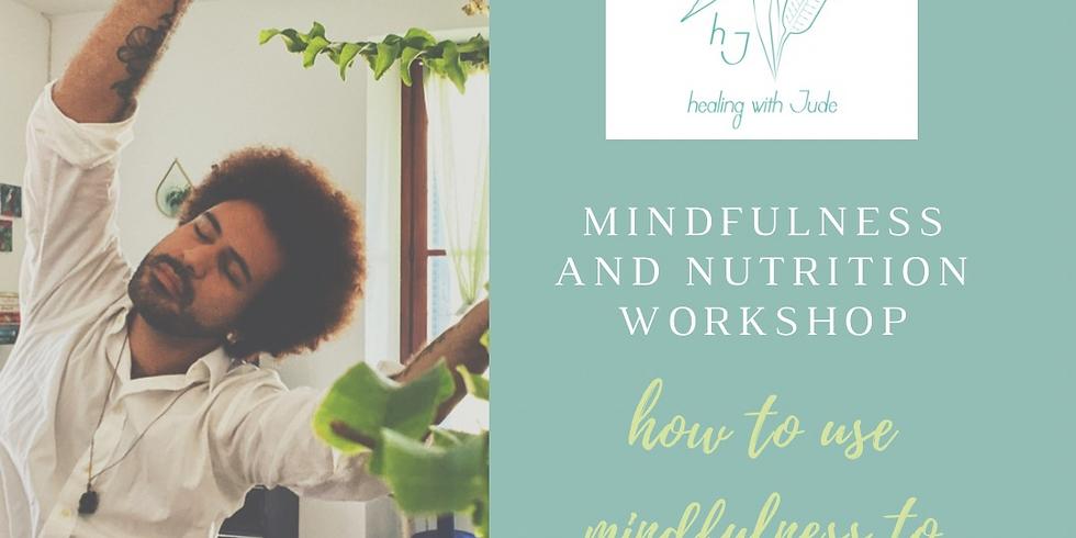 Mindfulness e nutrizione workshop
