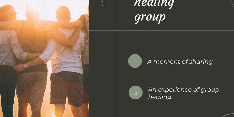 Sunday healing group