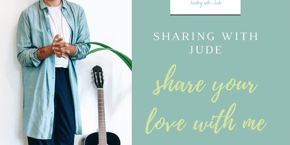 """""""Sharing with Jude"""""""