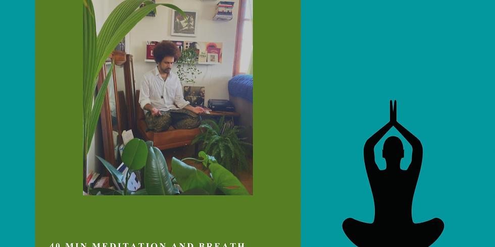 Mindfulness Meditation for English speakers