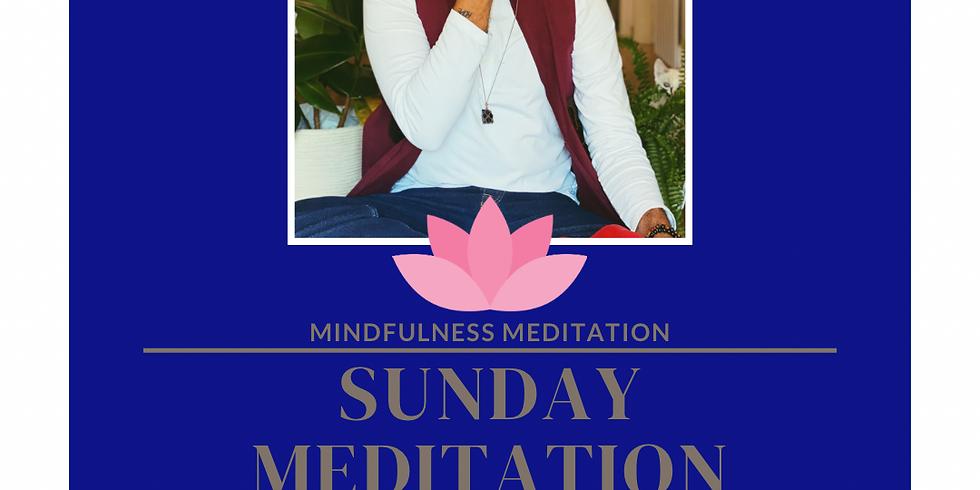 Sunday Meditation for English speakers
