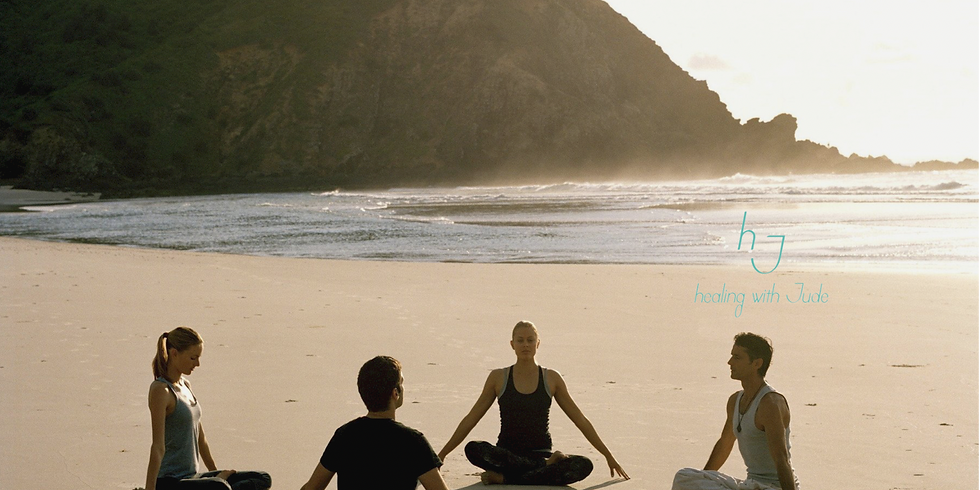 Balance your inner energy workshop