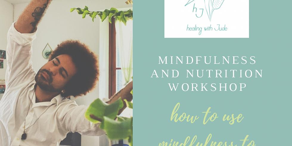 Mindfulness and Nutrition Workshop meditation