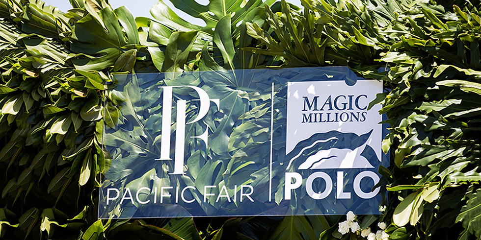 Parents & Friends of Somerset Pacific Fair Magic Millions Polo Marquee
